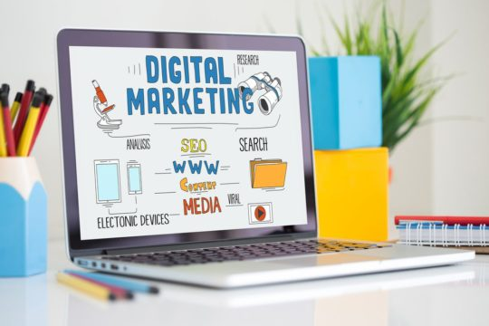 Curso de Marketing Digital na Paulista